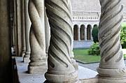 Foto de Roma, San Juan de Letran, Italia - Claustro de San Juan de Letran