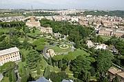 Jardines de El Vaticano, Vaticano, Vaticano