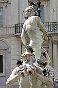 Piazza Navona, Roma, Italia