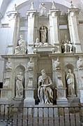 Iglesia de San Pietro in Vincoli, Roma, Italia