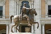 Foto de Roma, Piazza del Campidoglio, Italia
