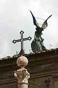 Piazza del Campidoglio, Roma, Italia