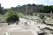 Foto de Roma, El Foro Romano, Italia