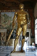Museos Capitolinos, Roma, Italia