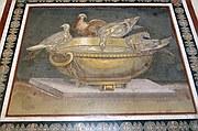 Foto de Roma, Museos Capitolinos, Italia - Mosaico de las palomas - Palazzo Nuovo