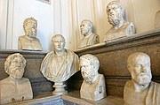 Foto de Roma, Museos Capitolinos, Italia - Sala de los filosofos - Palazzo Nuovo