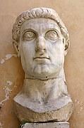 Foto de Roma, Museos Capitolinos, Italia - Constantino II Palazzo dei Conservatori