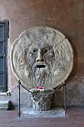 Foto de Roma, Piazza della Bocca della Verita, Italia - La Boca de la Verdad