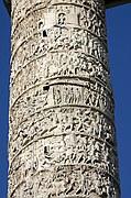 Foto de Roma, Piazza Colonna, Italia - Columna de Marco Aurelio