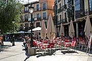 Plaza de Zocodover, Toledo, España