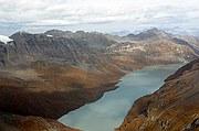 La Gran Dixence, Tour Mont-Blanc-Cervino-Aletsch, Suiza