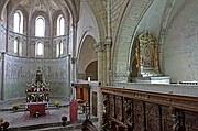 Basilica de Valere, Sion, Suiza