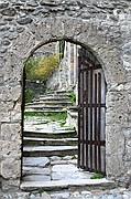 Foto de Sion, Basilica de Valere, Suiza - La sexta puerta del Codigo Da Vinci