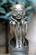 Museo H. R. Giger, Gruyere, Suiza