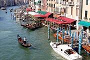 Gran Canal, Venecia, Italia