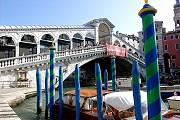 Puente Rialto, Venecia, Italia