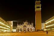 Plaza de San Marcos, Venecia, Italia
