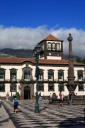 Ayuntamiento de Funchal, Funchal, Portugal