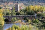 Foto de Covarrubias, España - Puente de Covarrubias