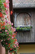 Foto de Rotemburgo, Alemania - Rincón típico