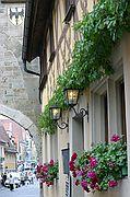 Foto de Rotemburgo, Alemania