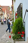 Foto de Rotemburgo, Alemania - Calle de Rotemburgo