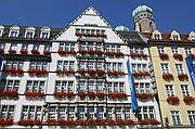 Foto de Munich, Alemania - Casa típica