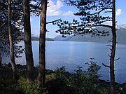 De Hellesylt a Geiranger, De Hellesylt a Geiranger, Noruega