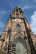 Catedral de Friburgo, Friburgo, Alemania