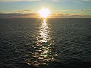 Sol de medianoche, Sol de medianoche, Noruega