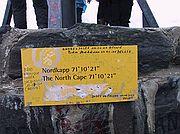 Camara Canon PowerShot G1 Cabo Norte Crucero a Cabo Norte CABO NORTE Foto: 1502