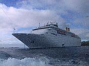 Nave Costa Romántica, Nave Costa Romántica, Noruega
