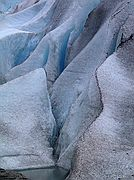 Camera Canon PowerShot G1 Glaciar Briksdal North Cap Cruise BRIKSDAL GLACIER Photo: 1529