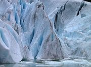 Camera Canon PowerShot G1 Glaciar Briksdal North Cap Cruise BRIKSDAL GLACIER Photo: 1535