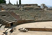 Teatro Romano, Mérida, España