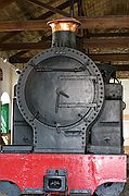 Museo del Ferrocarril, Minas de Rio Tinto, España