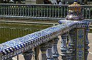 Plaza de España, Sevilla, España