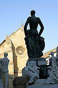 Monumento a Manolete, Córdoba, España