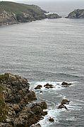 Islas Cies, Isla de Ons, España