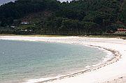 Islas Cies, Isla de Monteagudo, España