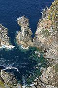 Islas Cies, Isla de Faro, España