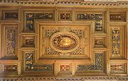 Foto de Roma, Iglesia de San Juan de Letran, Italia - Techo de la iglesia de San Juan de Letran