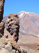Parque de las Cañadas de El Teide, Tenerife, España