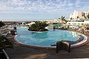 La Santa, Lanzarote, España