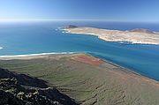 Mirador del Río, Lanzarote, España