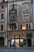 Plaza de la Ciudad Vieja, Praga, Republica Checa