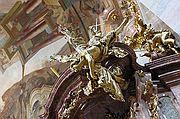 Iglesia de San Nicolas, Praga, Republica Checa