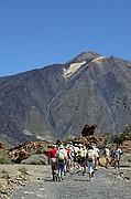 Cañadas del Teide, Tenerife, España