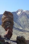 Roques de Garcia, Tenerife, España