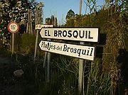 Camera Sony Cybershot F55 Entrada a El Brosquil El Brosquil EL BROSQUIL Photo: 195